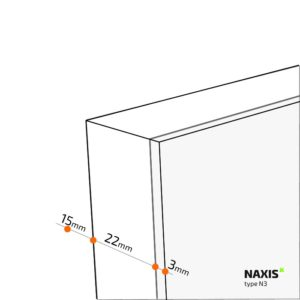 detail infraroodpaneel naxis N3