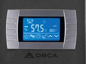 warmtepompboiler - basic display