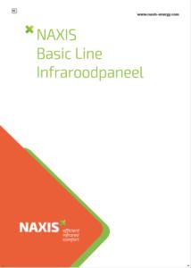 Brochure infraroodpanelen naxis basicline