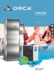 brochure warmtepompen orca 2020