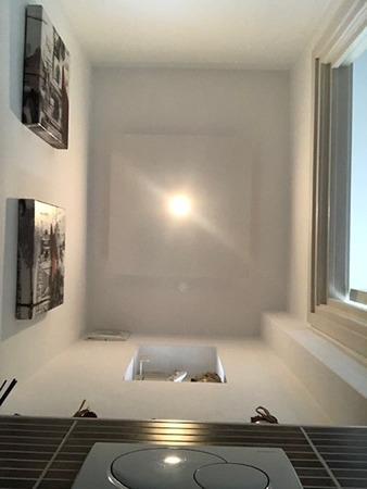 toilet verwarming met verlichting