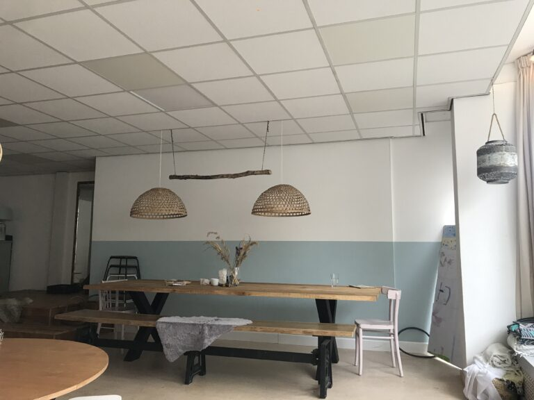 systeemplafond infrarood verwarming - ref bso