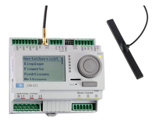 smart grid besturings module tbv Orca warmtepompboiler